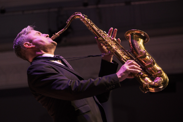 Tommy Smith solo saxophone Profile Picture